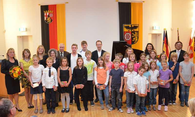 Junge Talente 2012