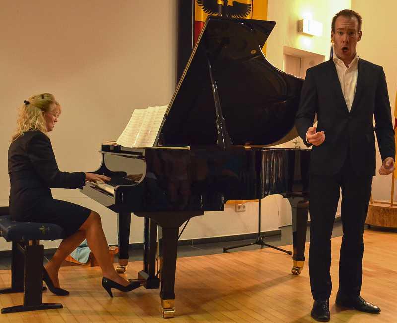 Junge Talente 2012 mit Alexander Klapper